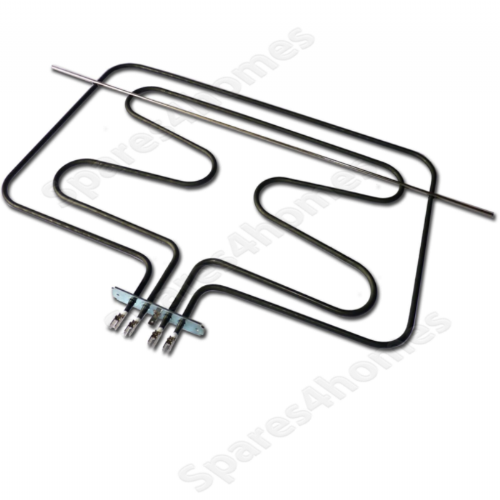 Genuine Indesit Top Oven Dual Grill Cooker Element KP9C11S(K)/G, KP9C11S(X)/G